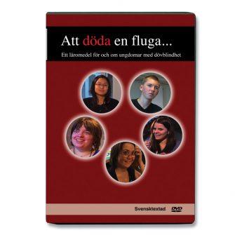 Bild som visar dvd-boxen Att döda en fluga...