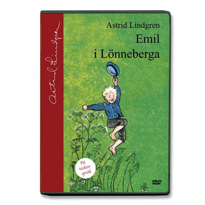 Bild som visar dvd-boxen Emil i Lönneberga