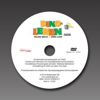 DVD Dinoleken