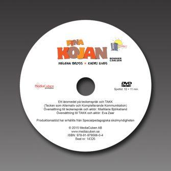 DVD Fina kojan
