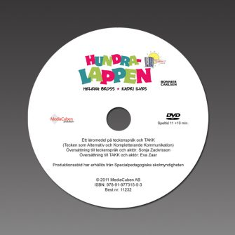 Bild DVD-skiva Hundralappen