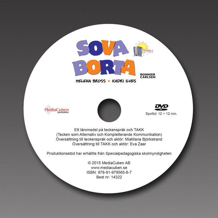 DVD Sova borta