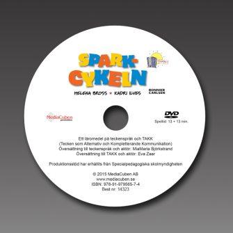 DVD Sparkcykeln