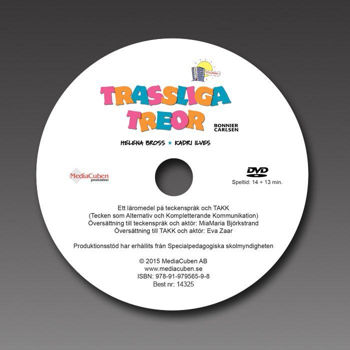 DVD Trassliga treor