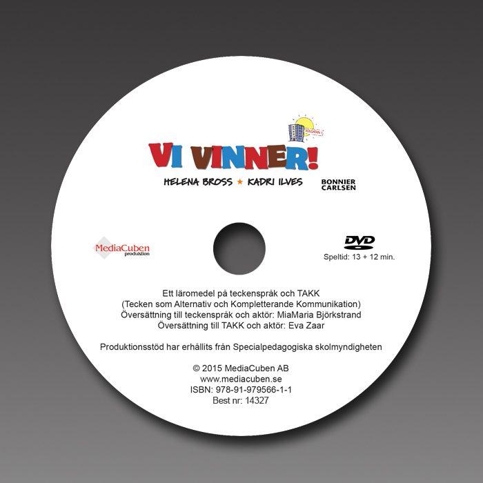 DVD Vi vinner!