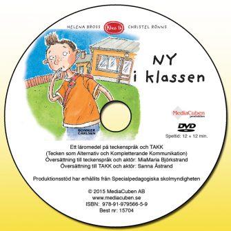 Bild på DVD Ny i klassen