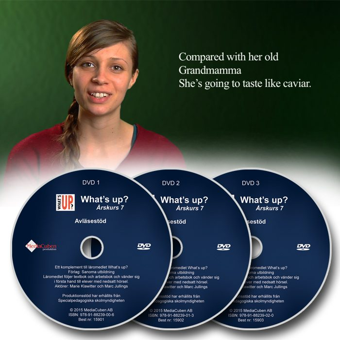 Bildcollage 3 dvd What's up? 7