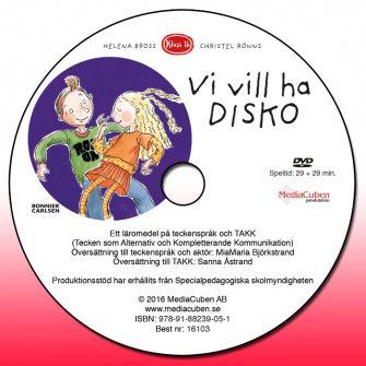 Bild dvd framsida Vi vill ha disko