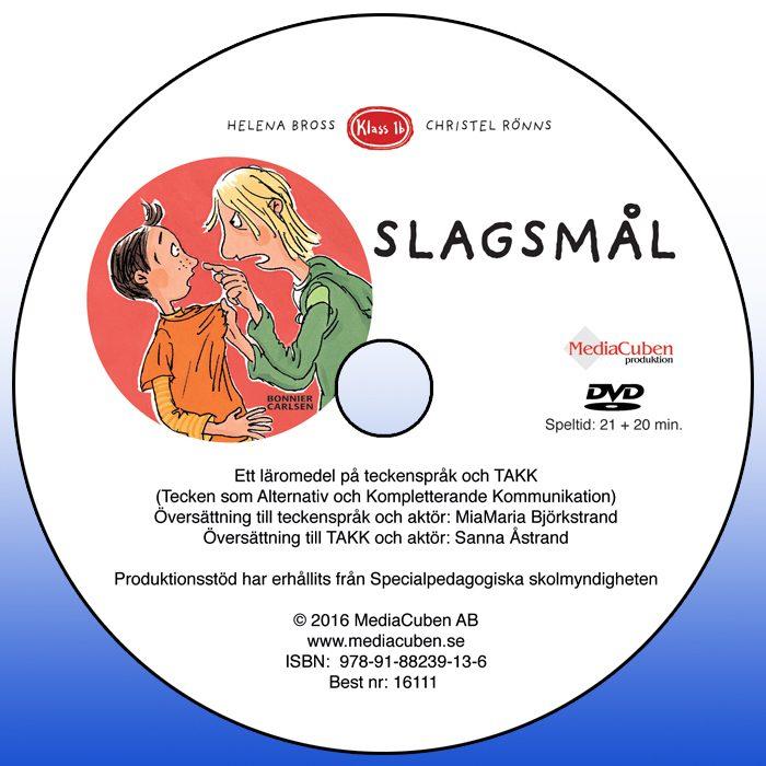 Bild på dvd framsida Slagsmål