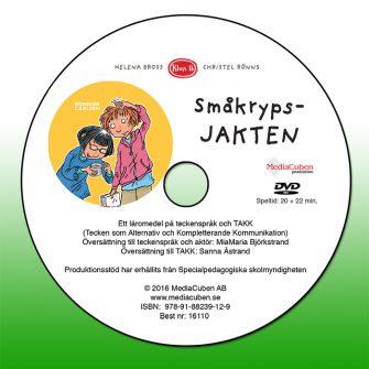 Bild på dvd Småkrypsjakten